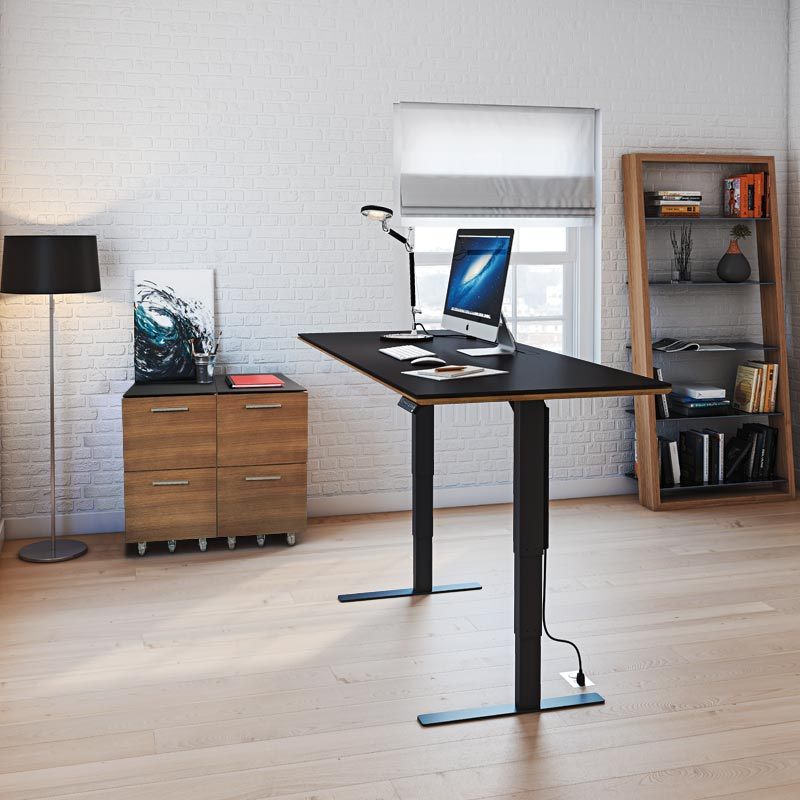 Exceptional Tall Mobile File Pedestal