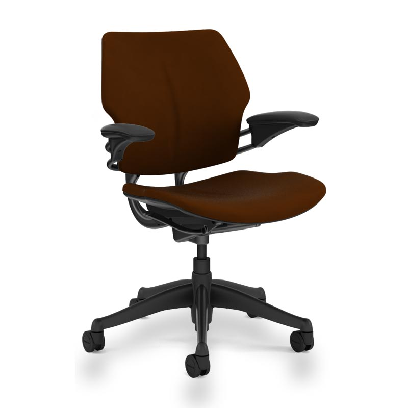 freedom chair in sensuede chocolate - Freedom Chair