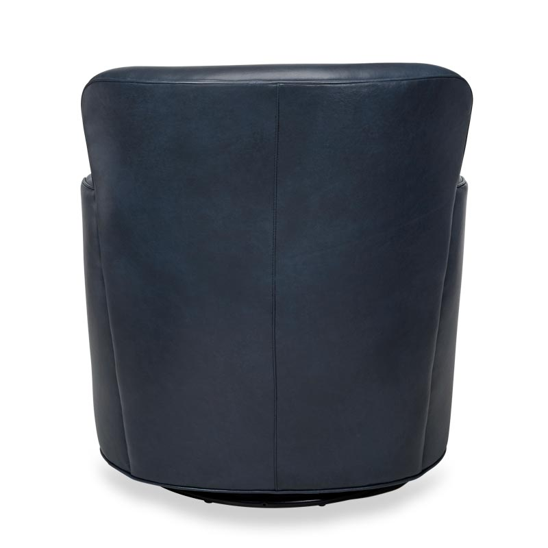 Captivating Levenger Leather Wingback Chair   Oceanic