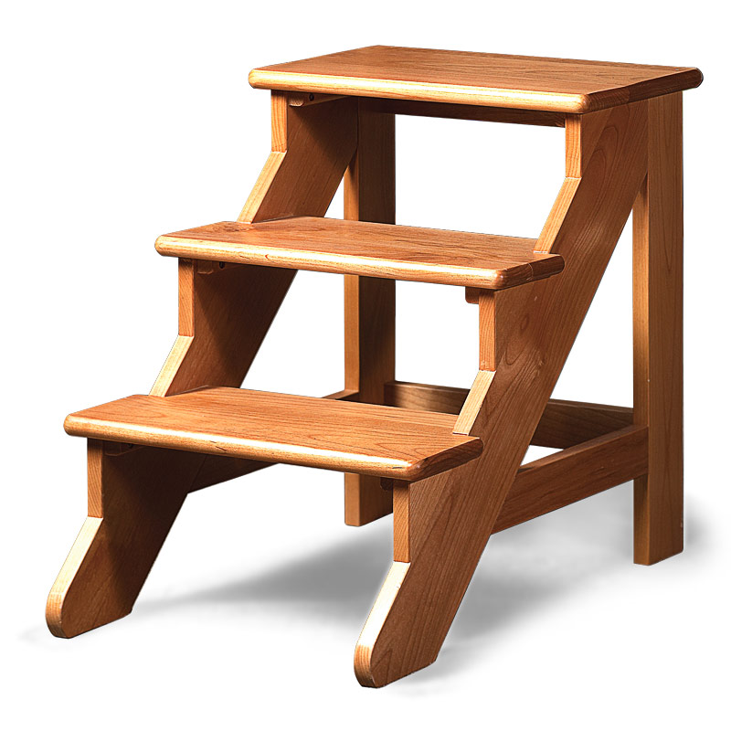 Library Steps Step Stool Wood Step Stool Library Step