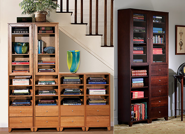 Great Skyline Bookcases