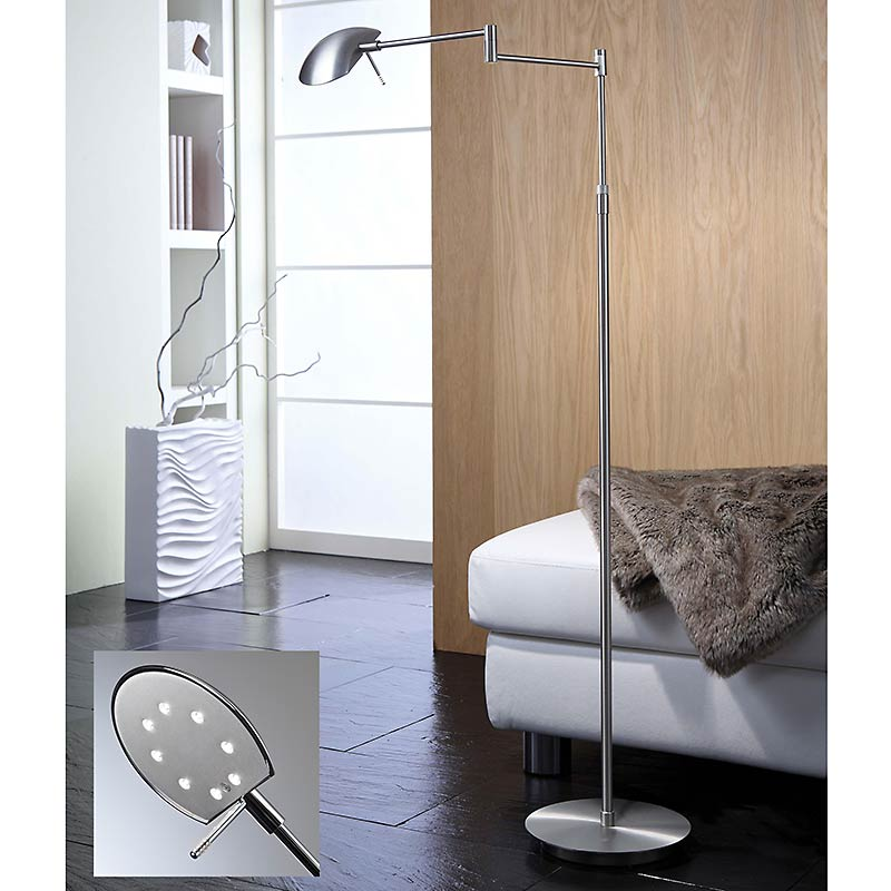 Floor Lamps  Home on Bernie Turbo P1 Led Floor Lamp  Levenger