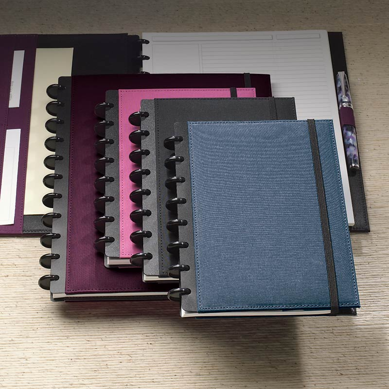 Disc Bound Notebook, Paper