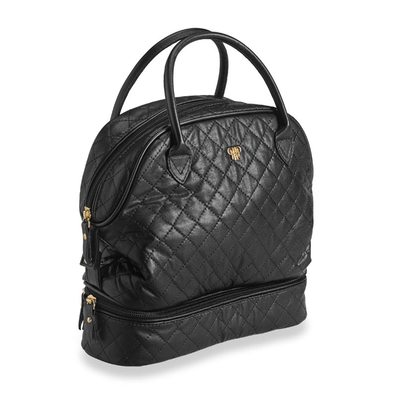 Quilted Lunch Bag Levenger