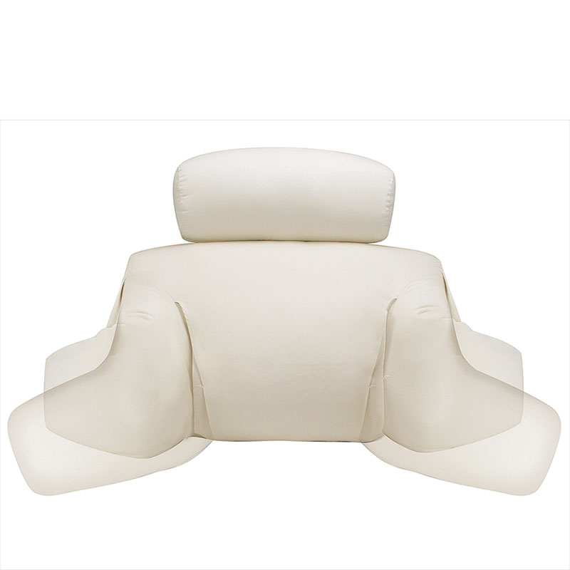 bedlounge pillow pillow headrest levenger