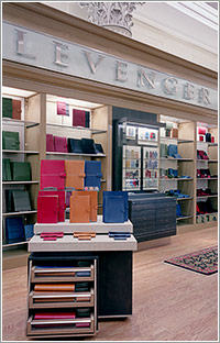 Levenger in 3D: our stores