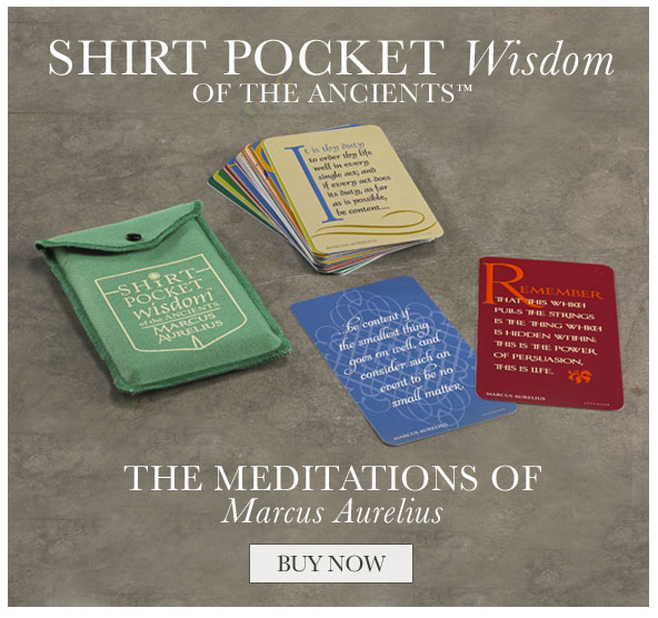 Shirt Pocket Wisdom of the Ancients
