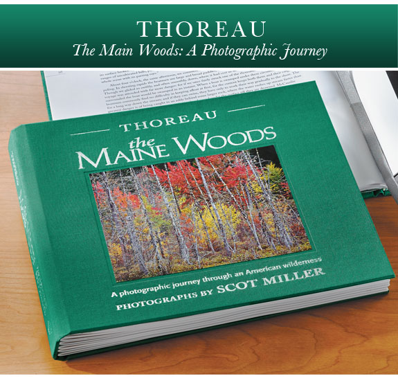 Thoreau - The Main Woods