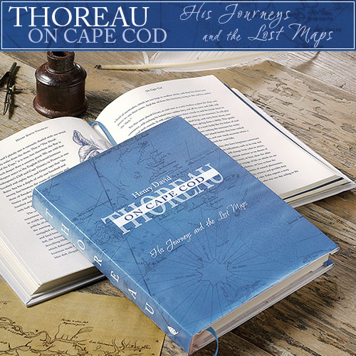 Thoreau on Cape Cod book cover