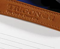 Levenger Embossing Example
