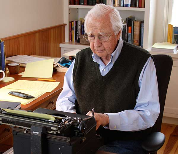 David McCullough: on patriotism, painting, and whom he'd most like to write his story