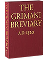 The Grimani Breviary - Numbered Edition Book, Iluminated Manuscript