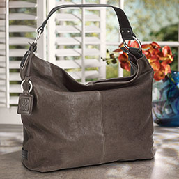 Ellington™ Sadie Leather Hobo Bag