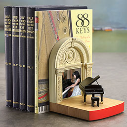 Carnegie Hall Bookend