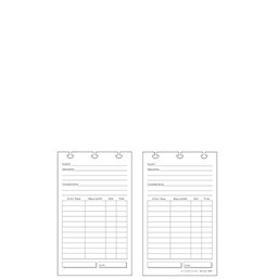 Special Request™ Project Planner (100 cards), Circa PDA