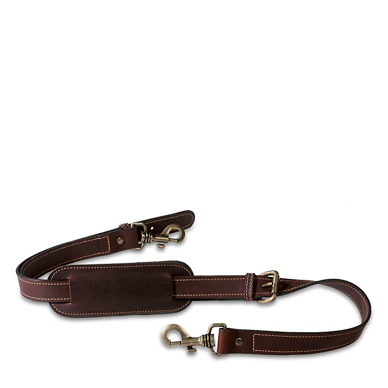Tusting Shoulder Strap, Extra Long - Levenger