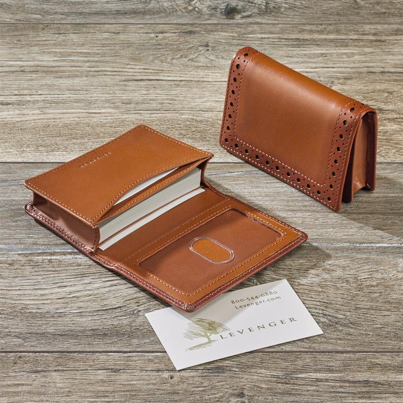 Wingtip Card Wallet