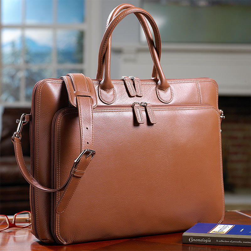 Majorca Briefbag, Saddle