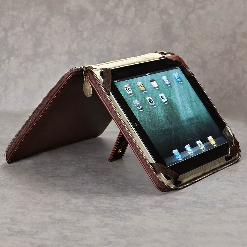 Tusting iPad® Case/Stand