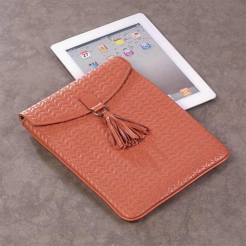 En Vogue Quilted iPad Envelope