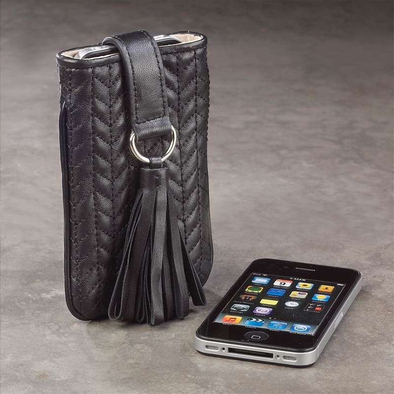 En Vogue Quilted iPhone Sleeve