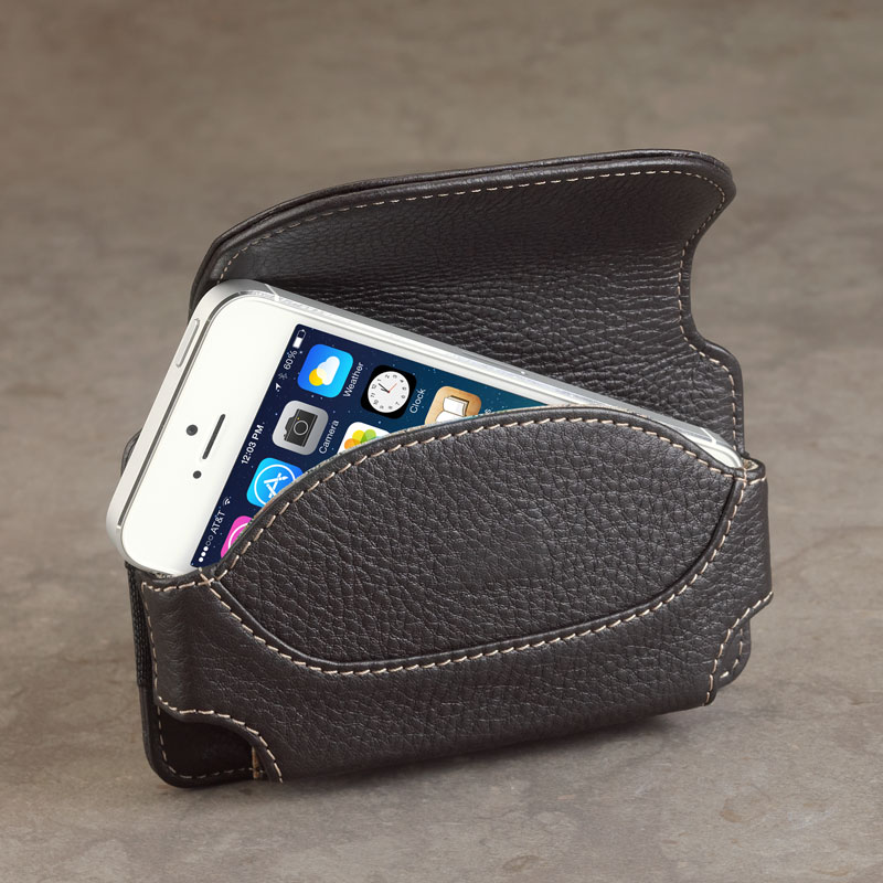 Bomber Jacket Smart Phone Holster