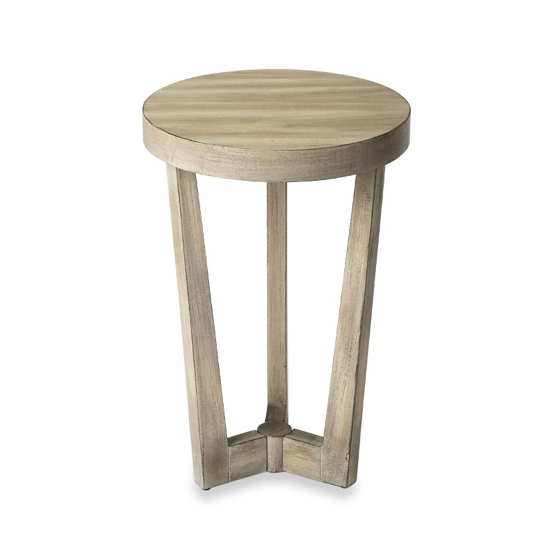Tapered end table levenger