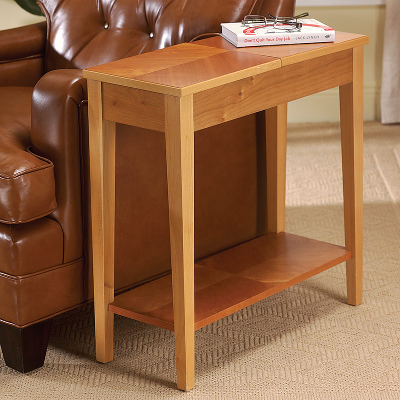 No Room For A Table Table Occasional Table End Table Side Table Levenger