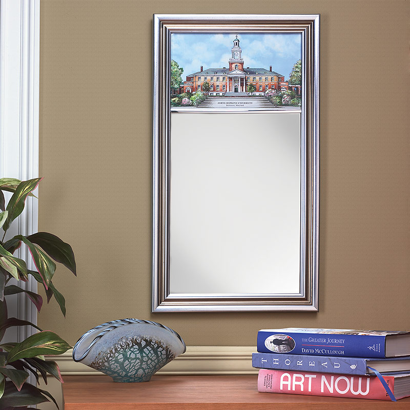 Personalized College Mirror, Large
