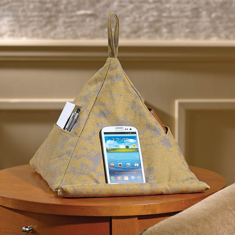 Pyramid Pillow