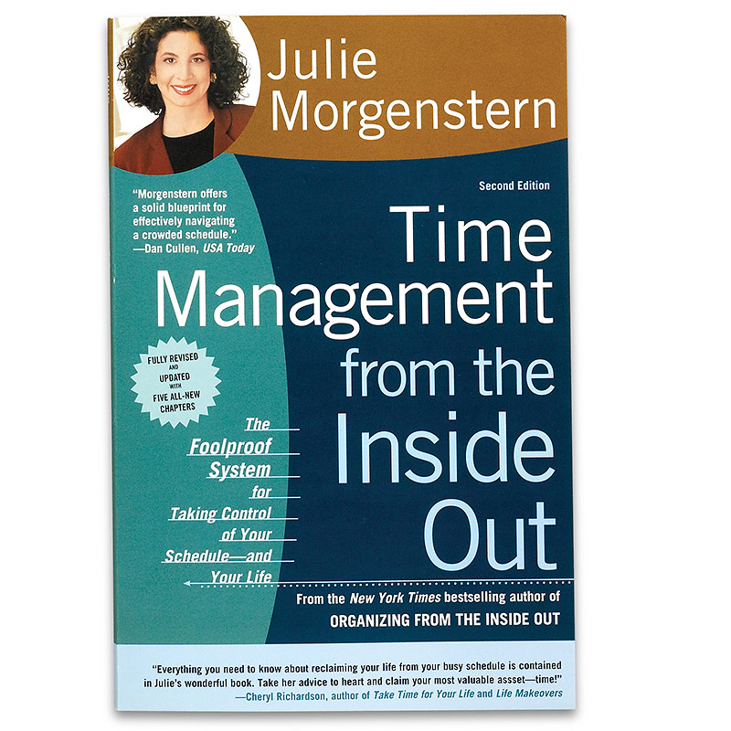 Signed Edition, Time Management from the Inside Out