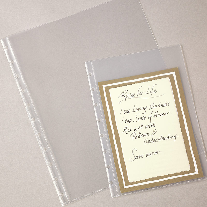Circa Sheet Protectors (Letter size)