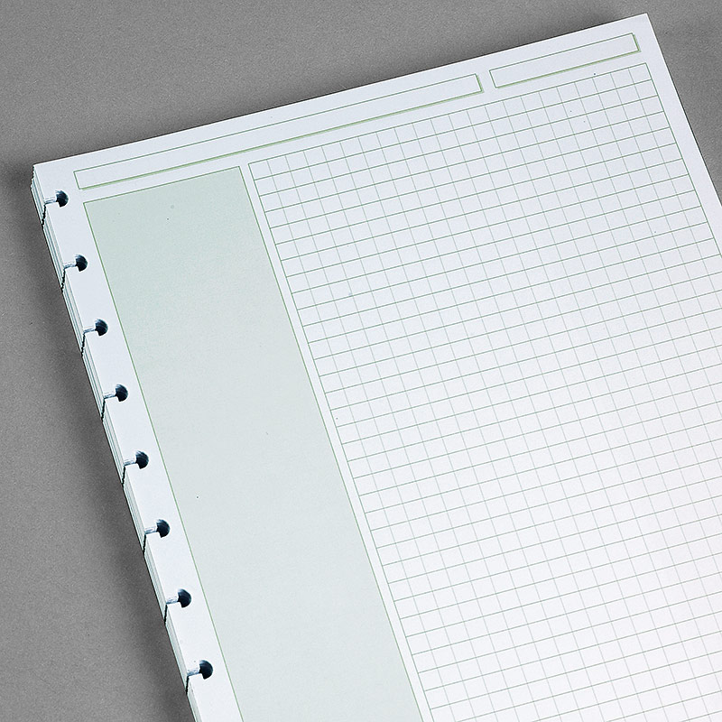 Circa Shaded Annotation Grid Sheets (set of 100)