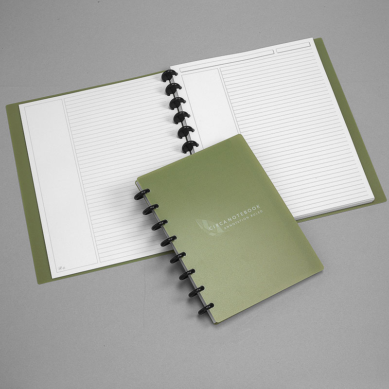 Circa Recycled Annotation Ruled Notebook