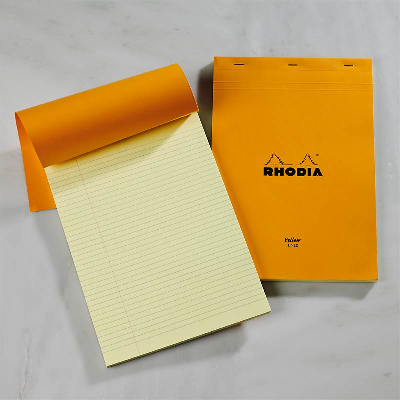Rhodia Ruled Note Pad