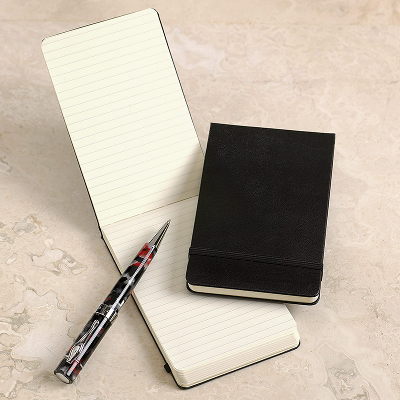 Moleskine® Reporter Notebook, Ruled