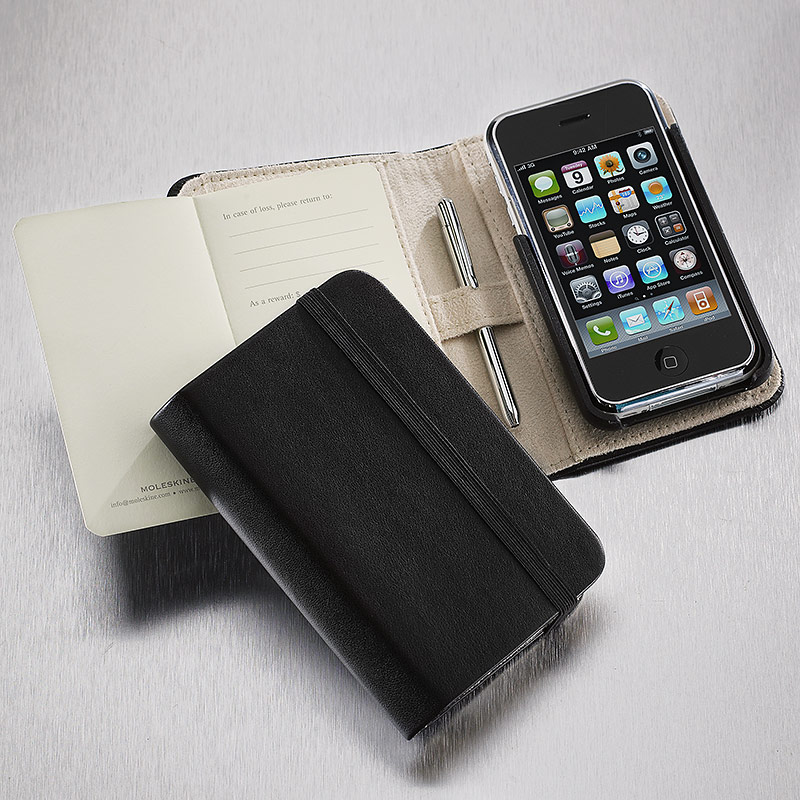Moleskine® Digital Folio for iPhone 3G/3GS