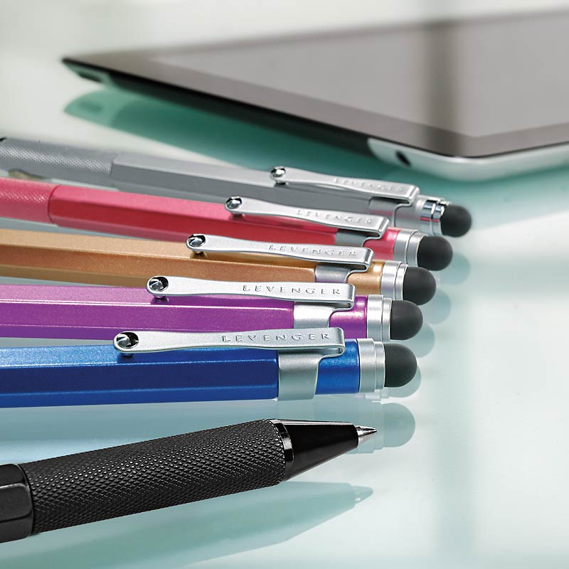 L-Tech Plus Twist Ballpoint with Stylus