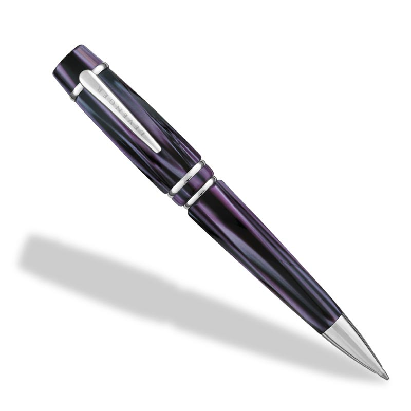 Facets Ballpoint, Imperial Purple