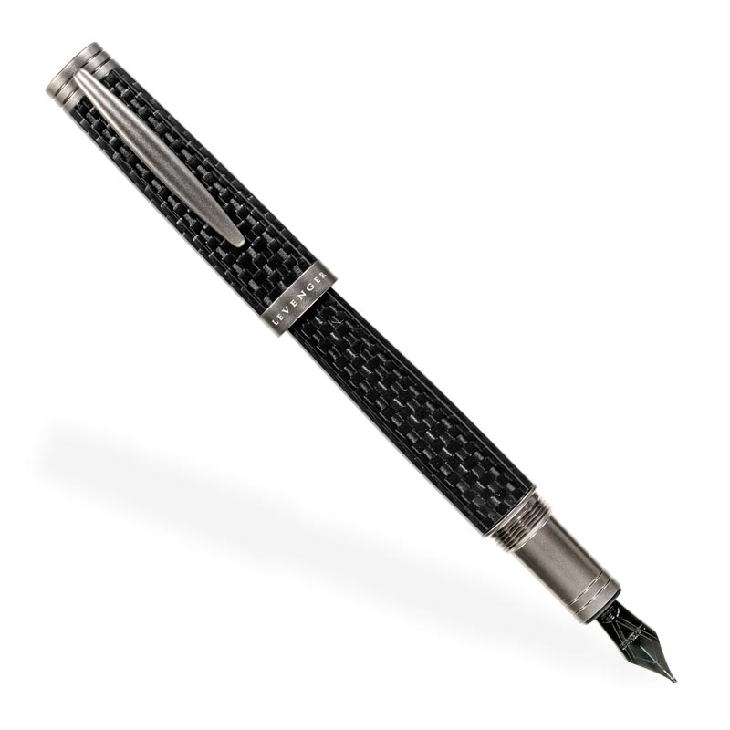 Aero-D Carbon Fountain Pen