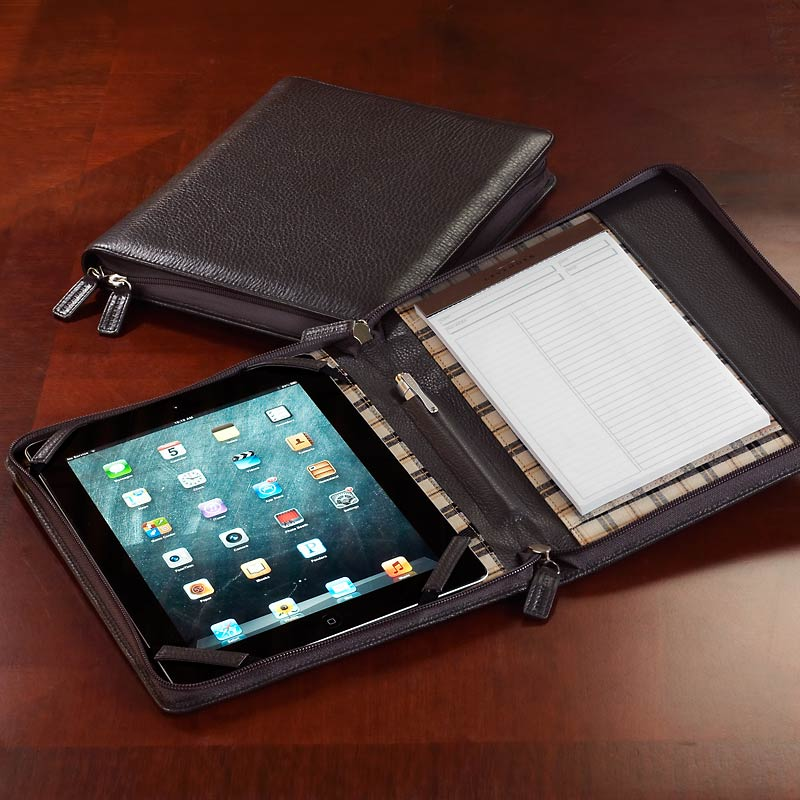 Bomber Jacket Freeleaf iPad Zip Folio