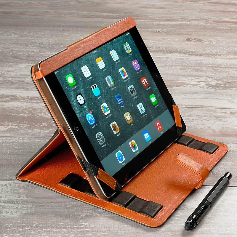 Color Block iPad Case