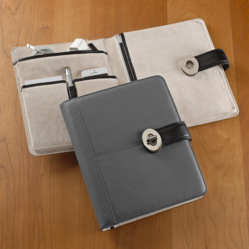Raffinato Color Block iPad Case-GYB