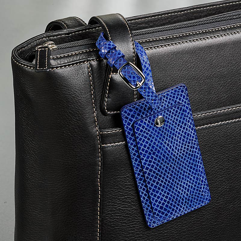 Lisse Luggage Tag