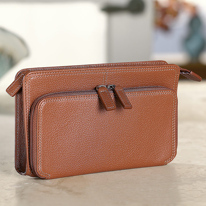 Majorca Wallet, Saddle