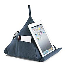 Canvas Pyramid Pillow