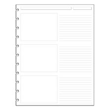 Special Request™ Storyboard (100 sheets), Circa Letter