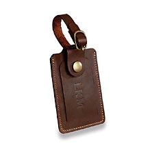 Tusting Luxury Luggage Tag