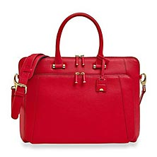 Blair Briefbag - Red