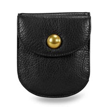 Jayne Belt Wallet - Black